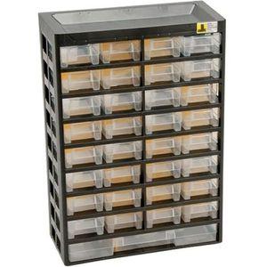 CASIER POUR MEUBLE Casier 33 tiroirs à vis VARIOPLUS BASIC 44