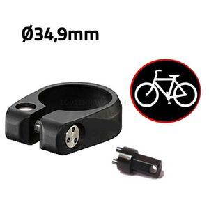ANTIVOL Antivol vélo pour selle de vélo - diamètre 34,9mm
