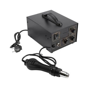 MACHINE DE SOUDURE Station de soudage 220V 998D Fer à souder électriq