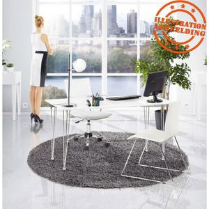tapis rond 200 cm achat vente tapis rond 200 cm pas cher cdiscount. Black Bedroom Furniture Sets. Home Design Ideas