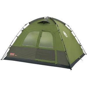TENTE DE CAMPING COLEMAN Tente Instant Dome 5 - 5 Personnes - Vert