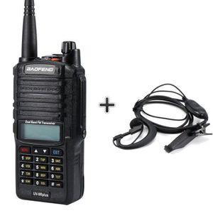 TALKIE-WALKIE Baofeng talkie-walkie r9 plus talkie-walkie profes