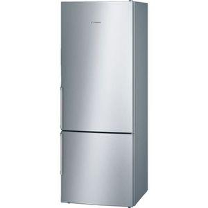 RÉFRIGÉRATEUR CLASSIQUE BOSCH KGE58BI40 Réfrigérateur combi - 495 L (377 L