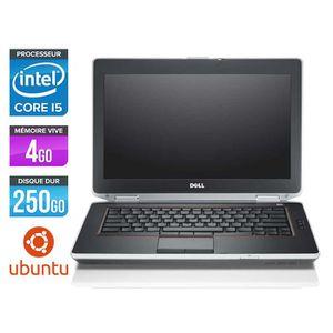 ORDINATEUR PORTABLE Dell E6420 - Core i5 - 4Go - Linux