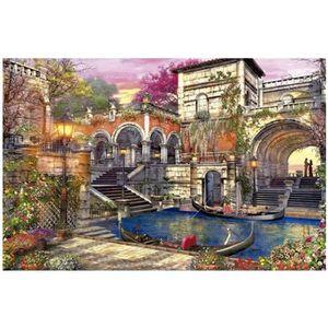 PUZZLE EDUCA - Puzzle Romance à Venise 3000 pcs