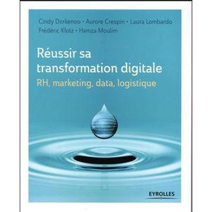 MANUEL UNIVERISTAIRE Livre - réussir sa transformation digitale ; RH, m