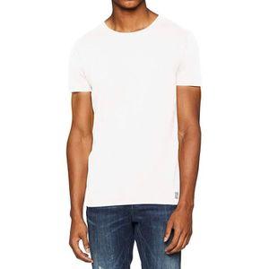 T-SHIRT Basic Homme Tee-Shirt Blanc Scotch & Soda