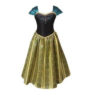 ROBE Robe Costume Déguisement nfant Filles Princess Rei