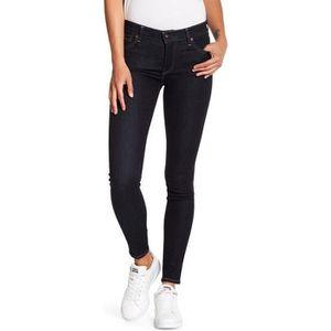 JEANS Jeans Levi's Empire Skinny Bleu brut pour femmes.