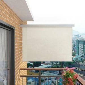 STORE DE FENÊTRE Auvent latéral de balcon multifonctionnel 180 x 20