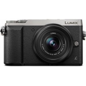 APPAREIL PHOTO HYBRIDE PANASONIC Lumix GX80 Appareil photo Hybride 16 Mp