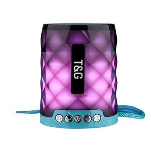 ENCEINTE NOMADE Mini Enceinte Bluetooth 4.2 Haut-parleur Portable