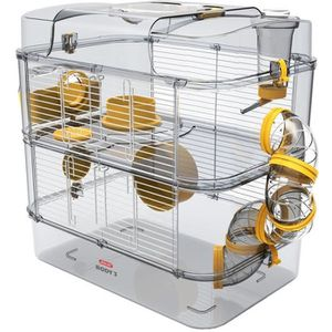 CAGE Cage Rody 3 Duo Banane Pour Hamster