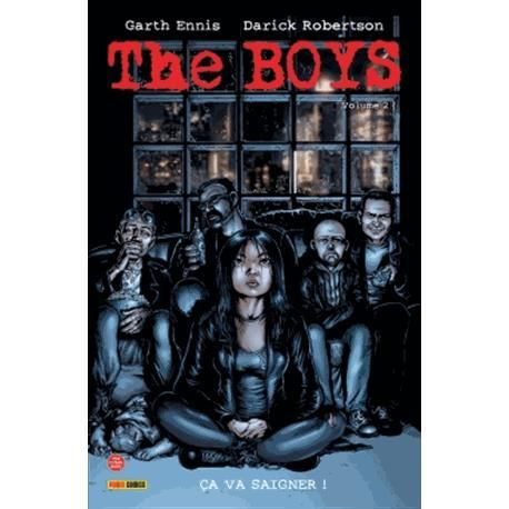 The Boys Tome 2