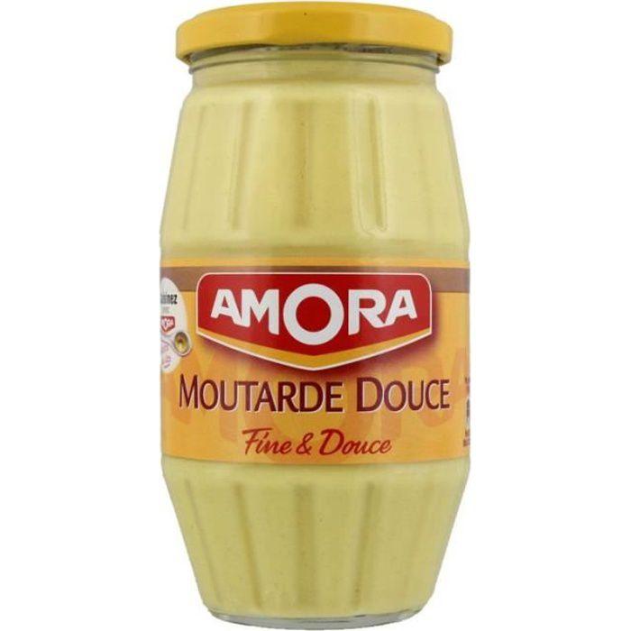 AMORA Moutarde - 435 g