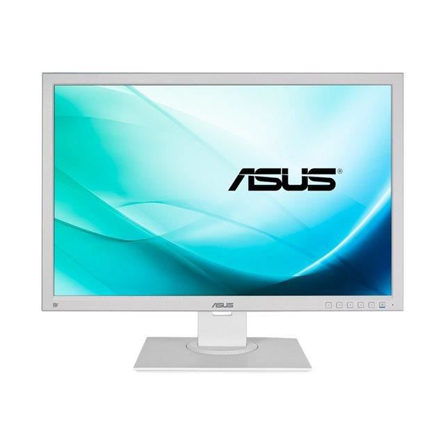 ASUS Ecran LED BE24AQLB-G - 24.1- - 1920 x 1200 - IPS - 250 cd/m² - 1000:1 - 5 ms - DVI-D, VGA, DisplayPort - Haut-parleurs - Gris