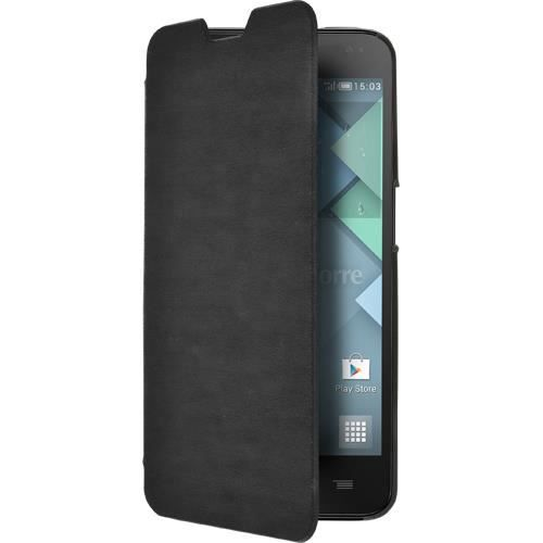 BLUEWAY Etui pour Alcatel One Touch Idol S - Noir