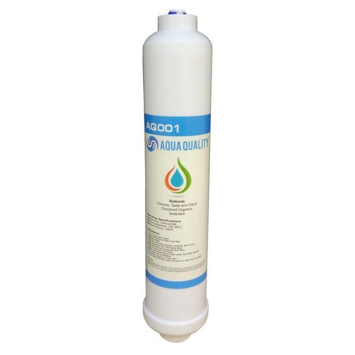 Aqua Qualité remplacement Filtre à eau pour Beko 4386410100 GNEV430X GNEV321APX GL32APB GNEV422X GNEV320APS GNEV320S GNEV422S Filtre