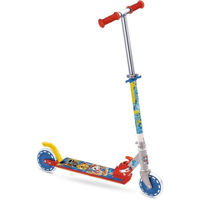 Pat' Patrouille Trottinette - Trottinette pliable pour enfants à partir de 5 ans12