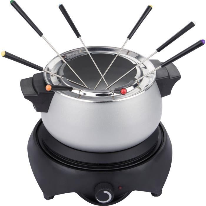 Appareil à fondue chinoise,Hot Pot Haute en Acier Inoxydable Plein Air Pique-Nique Cuisinière.