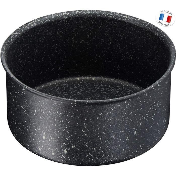 CASSEROLE Tefal L6713012 Ingenio Authentic Casserole Tous Feux Dont Induction Aluminium Noir 20 cm7