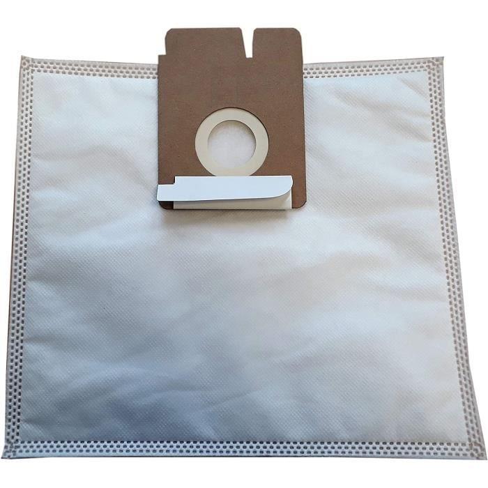 ASPIRATEUR Sac aspirateur Hoover Freespace Evo alternative pour reacutef Hoover H69 et H71 La pochette de 5 sacs microfibre1025