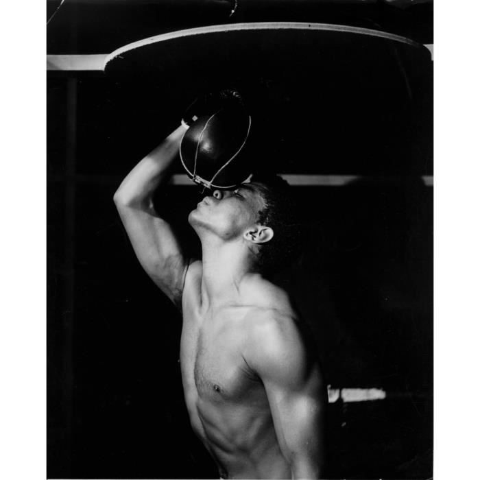 Poster Affiche Alvin Ailey Danse Contemporaine Boxer 1961 91cm x 113cm