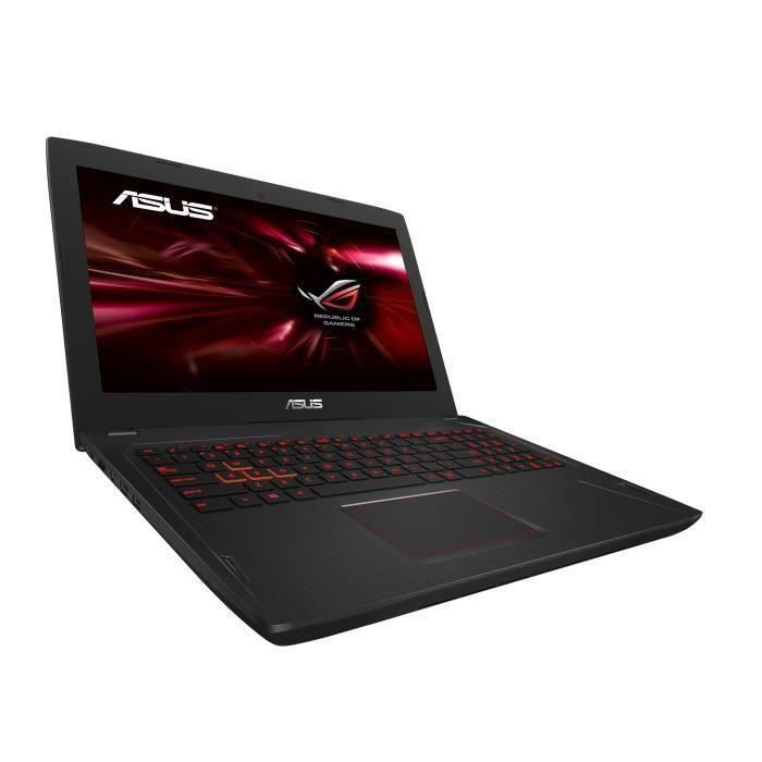 Asus pc portable fx753vd gc201 17 8 go de ram endless intel core i7 7700hq nvidia gtx1050 stockage 1to 128g ssd