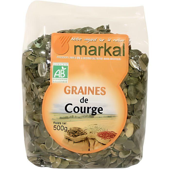 Graines de courge, 500g, Markal
