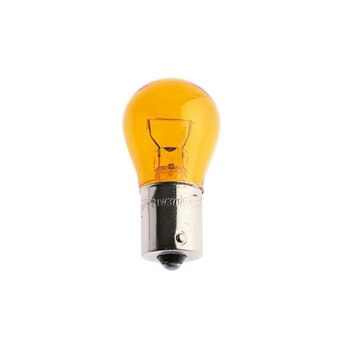 Ampoule 12V 21W - Ambre