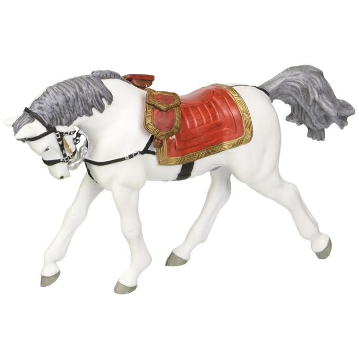 Papo 39726 - Figurine - Cheval De Napoléon