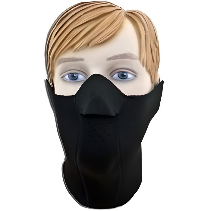 Tour De Cou Avec Masque