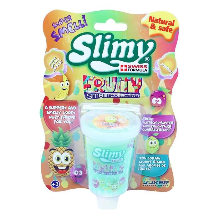 SPLASH TOYS Slimy parfums fruités