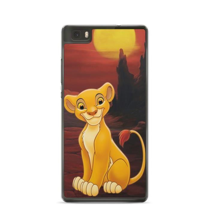 Coque Huawei P9 LITE Roi Lion Simba Pumba Lion King Disney Hakuna ...