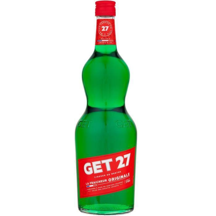 LIQUEUR GET 27 - Liqueur - 1L - 21°