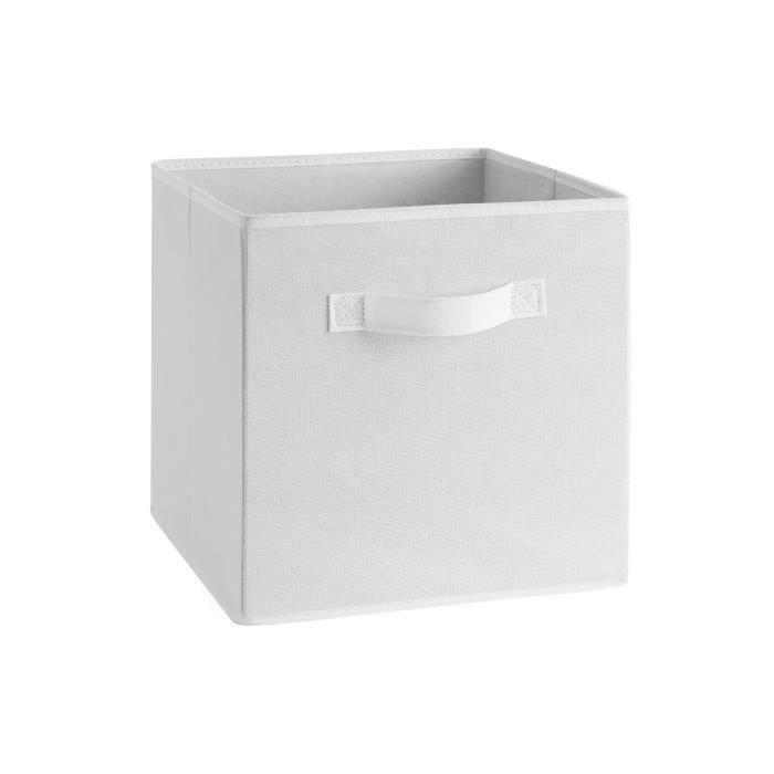 Cube De Rangement Tissu Achat Vente Cube De Rangement Tissu Pas Cher Cdiscount