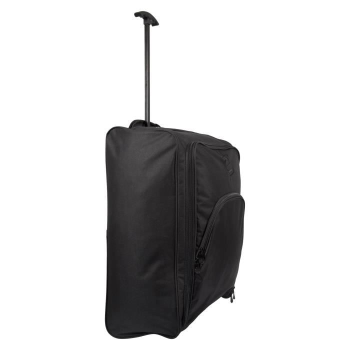 travel sac voyage trolley valise bagage main cole 55 x 35 x 20 cm 35 l achat vente sac de. Black Bedroom Furniture Sets. Home Design Ideas