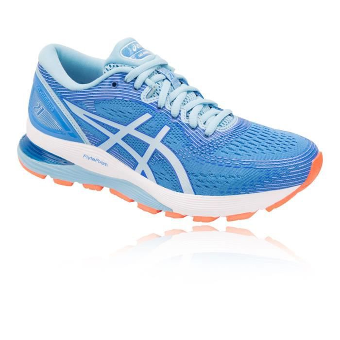 basket femme course a pied running asics