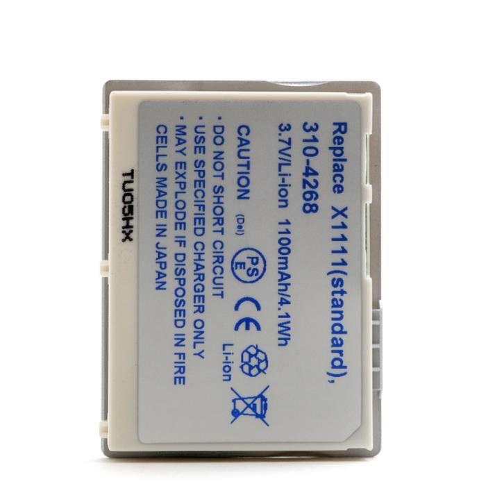 Batterie téléphone Batterie téléphone, smartphone, GSM 3.7V 1000mAh -