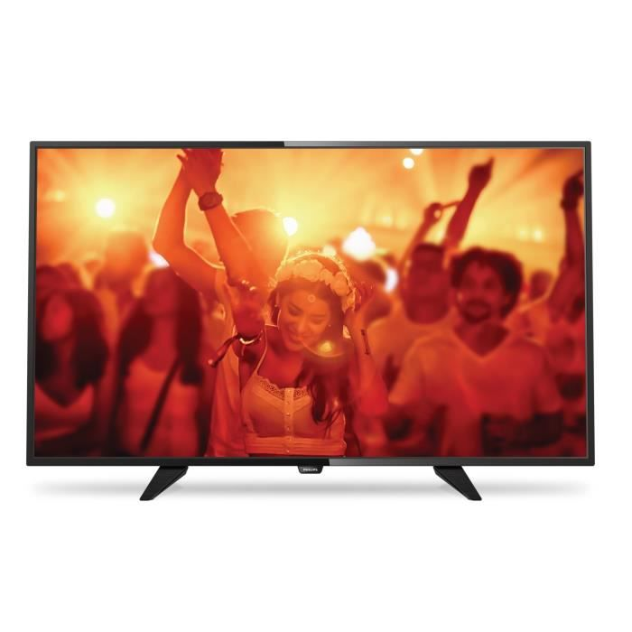 philips 32phh4201 tv led hd 80cm 32 ecran ultraslim noir t l viseur led avis et prix. Black Bedroom Furniture Sets. Home Design Ideas