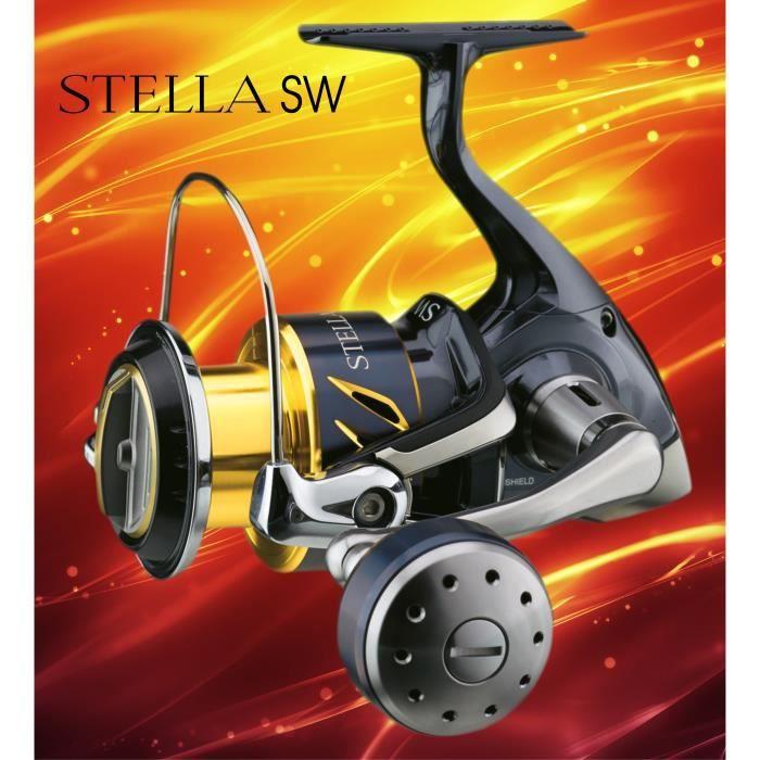 Neuf Shimano Stradic 5000 xgfl 6.2 1 Spinning Reel STC5000XGFL