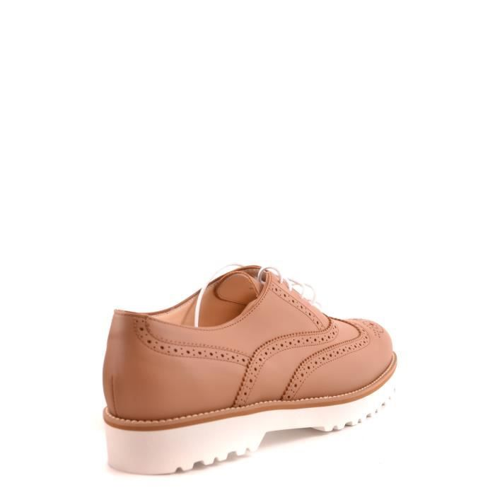 Slip on femme en cuir sneakersr182 mid cut Hogan Rebel E52awK