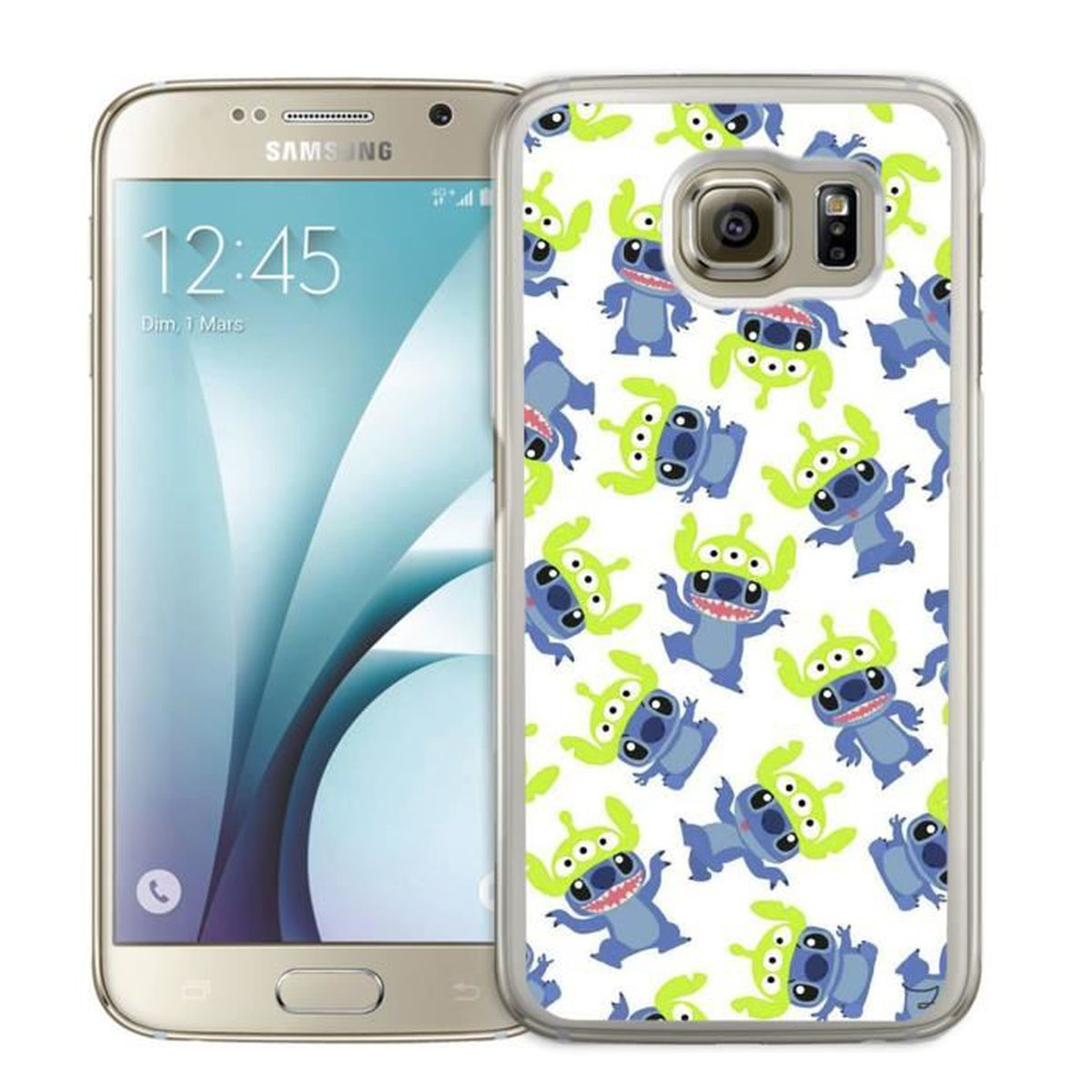 coque samsung s4 stitch