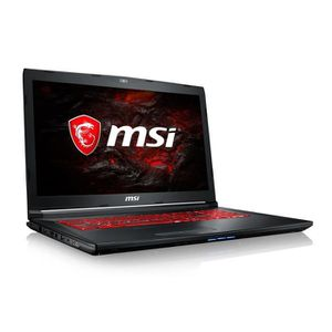 ORDINATEUR PORTABLE MSI PC Portable Gamer GL72M 7REX-1202FR - 17,3