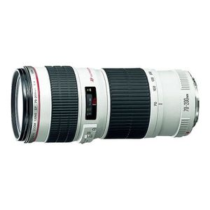 OBJECTIF OBJECTIF CANON EF 70-200 MM F/4 L USM