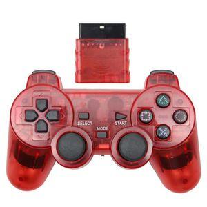 ADAPTATEUR MANETTE Manettes de Jeu sans Fil compatibles avec Sony PS2
