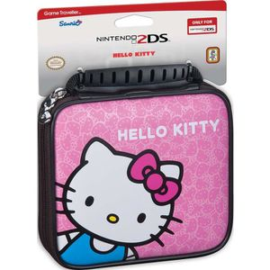 HOUSSE DE TRANSPORT POCHETTE OFFICIELLE HELLO KITTY POUR NINTENDO 2DS