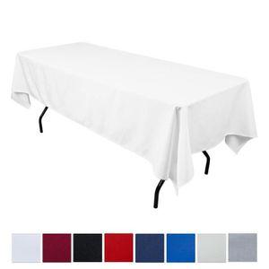 """Tissé damassé rose blanc carré Nappe 54/"""" X 54/"""" 137 cm x 137 cm"""