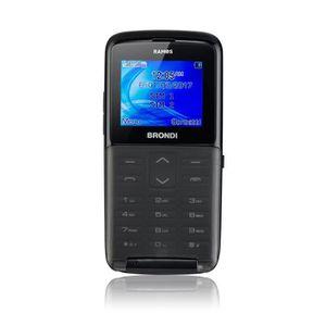 "SMARTPHONE Brondi Ramos, Clapet, Double SIM, 4,5 cm (1.77""),"