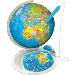 GLOBE TERRESTRE CLEMENTONI - EXPLORAGLOBE Connect Le globe interac